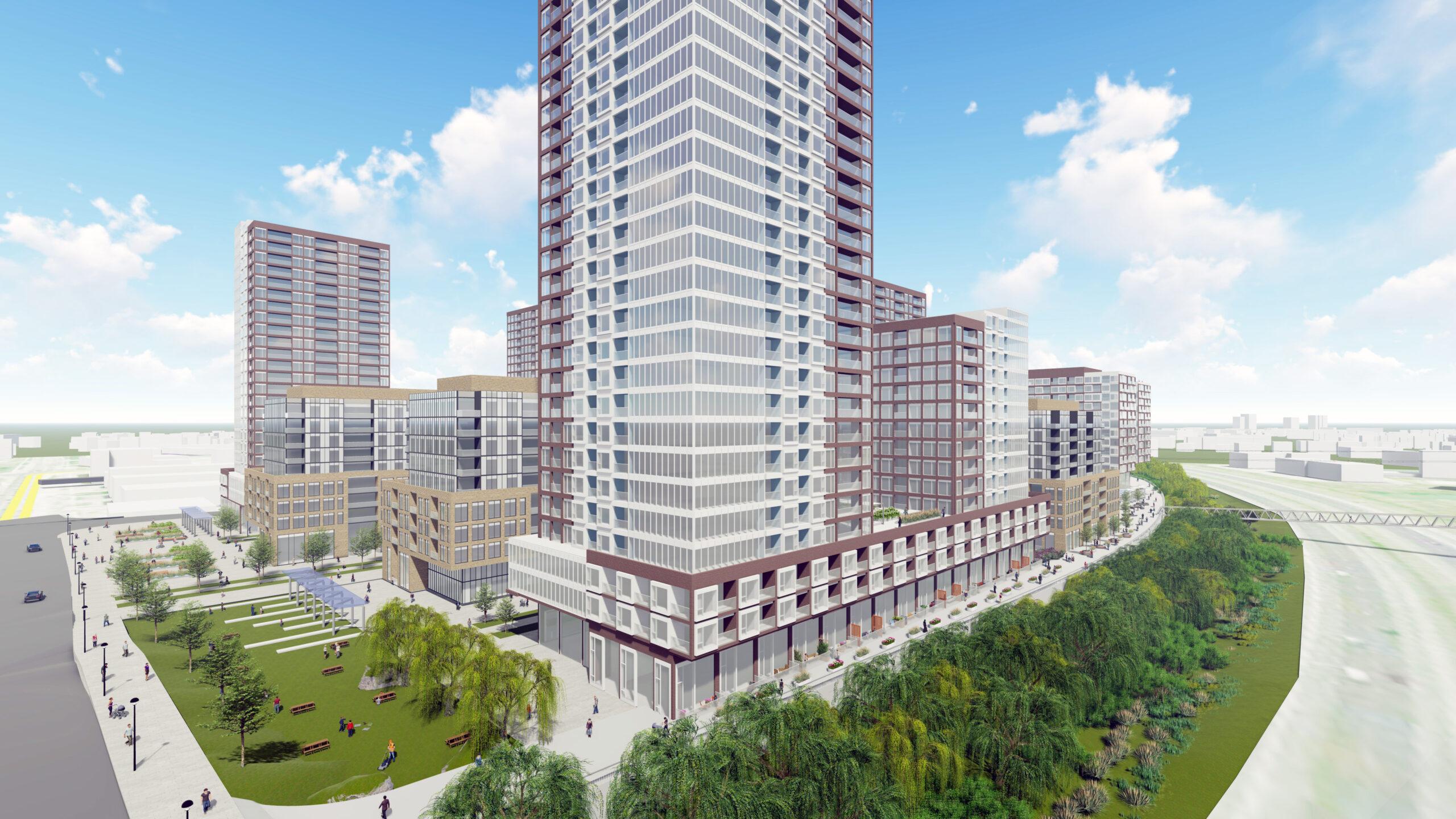 Kraus lands redevelopment