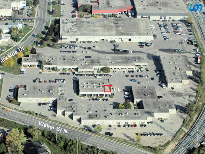 Unit C6, 550 Parkside Dr, Waterloo
