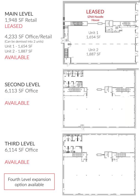 137 King St. Floor Plan