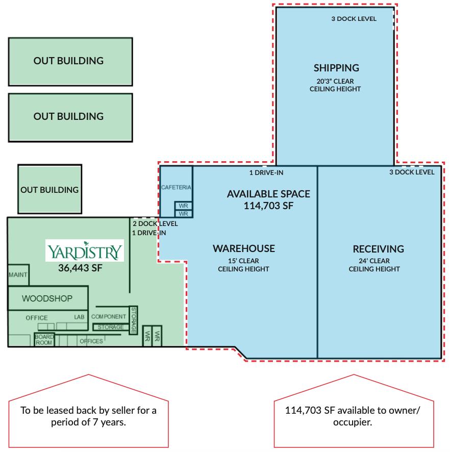 375 Sligo Rd. Floor Plan